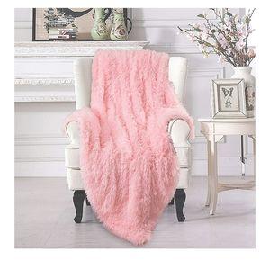 🆕️Shaggy Sherpa Throw Blanket Fluffy Faux Fur